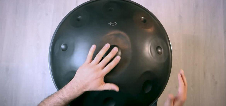 handpan mains instrument percussions